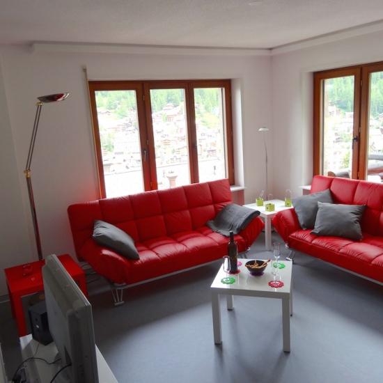 Projet 13 – Rénovation et transformation d'un appartement à Zermatt