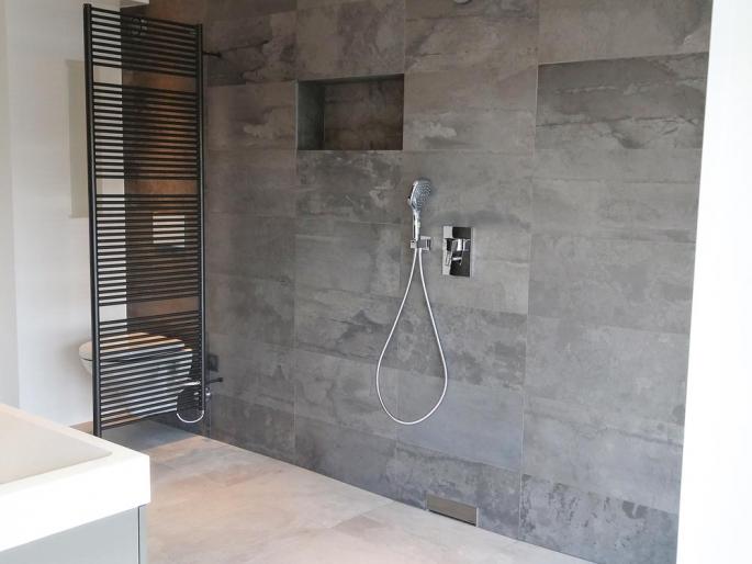 Salle de bain design, moderne et épurée