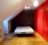 Chambre à coucher en couleur avec du peps