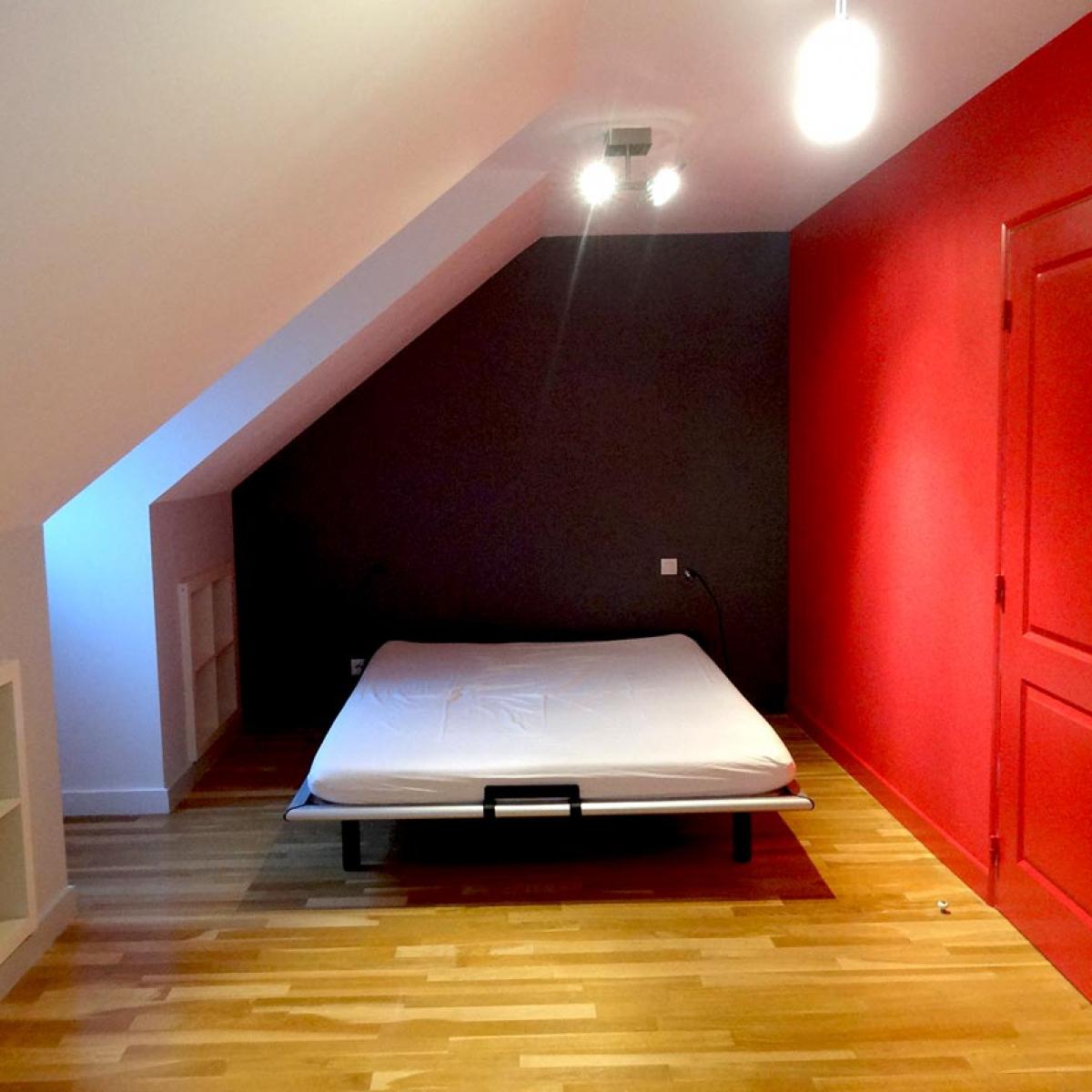 Projet 5 – Réaménagement chambre principale