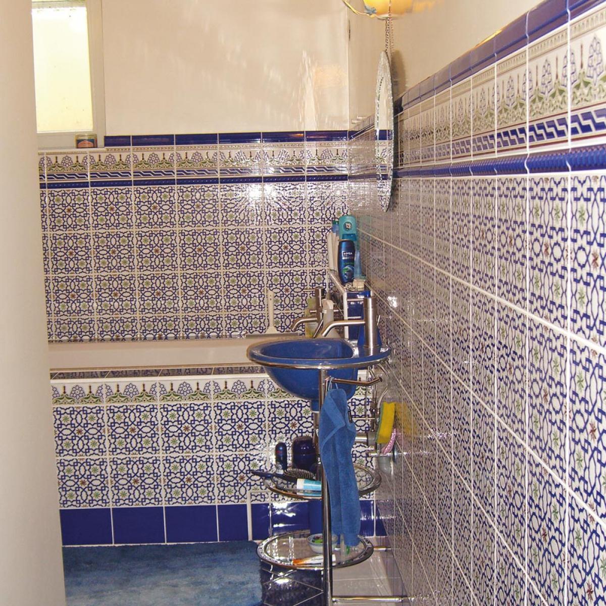 Projet 8 – Création d'une salle de bain inspiration du Sud